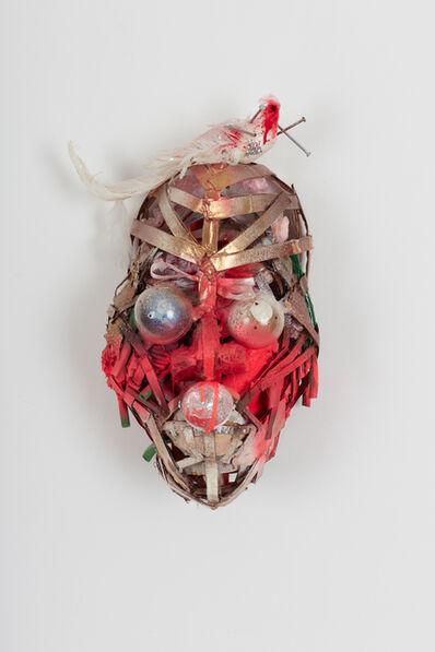 Lavar Munroe, 'Small Soldier War Mask : War General', 2018