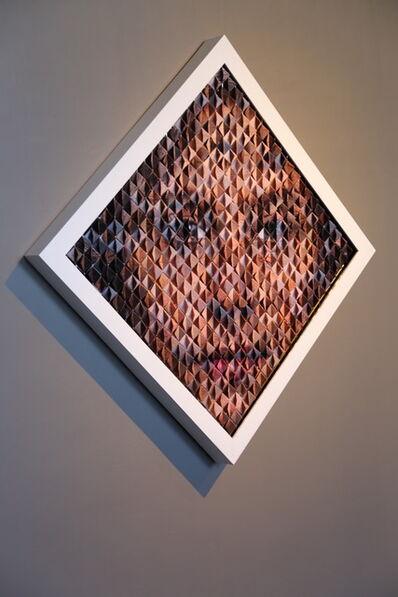 Pablo Boneu, 'Retrato al azar 1', 2020