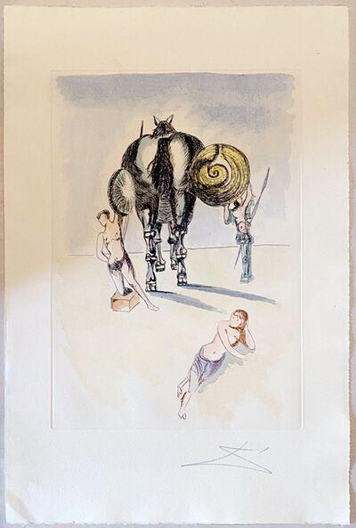 Salvador Dalí, 'Untitled', ca. 1980