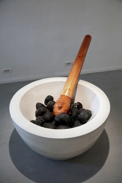 Wolfgang Stiller, 'Mortar', 2014