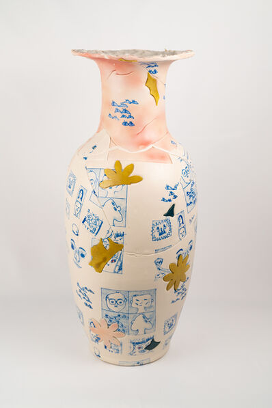 Trevor Baird, 'Large Vase 13', 2019