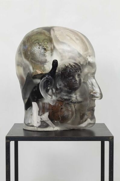 Richard Dupont, 'Collection Head 9', 2014