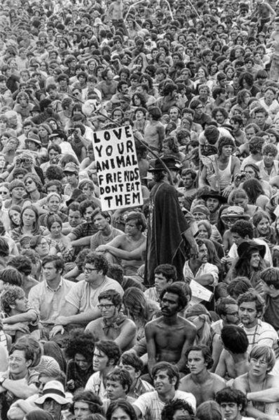 Baron Wolman, 'Woodstock 1969 ', 1969