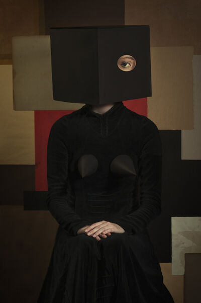 Romina Ressia, 'Black Box', 2014