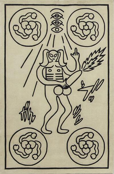 Chen Tianzhuo 陈天灼, 'Tapestry I 《挂毯 I》', 2014