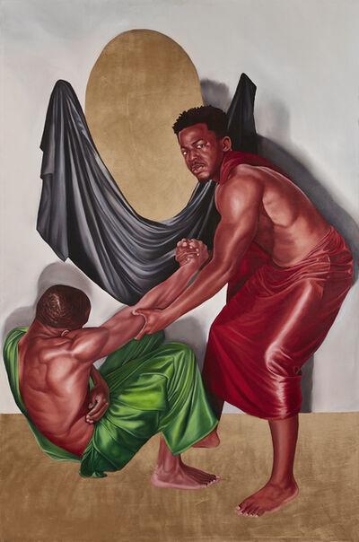 Tyler Ballon, 'Strengthen the Brethren', 2020