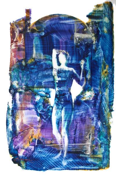 M.M. Ciciovan, 'L'Age de Bronze (Hommage à Rodin)', 2017