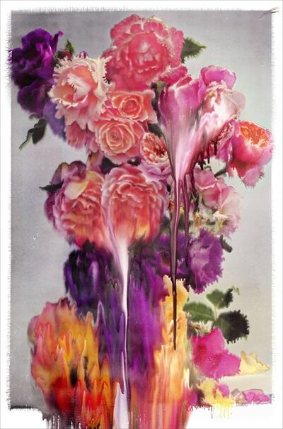 Nick Knight, 'Rose II', 2012