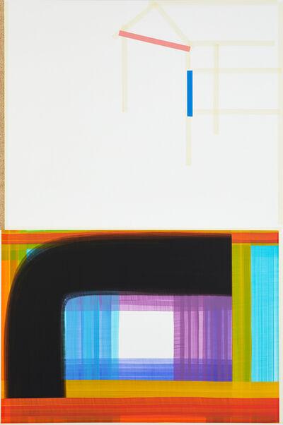 Joachim Grommek, 'Untitled 2019015 NEW STUDIO (UNFINISHED) +', 2019