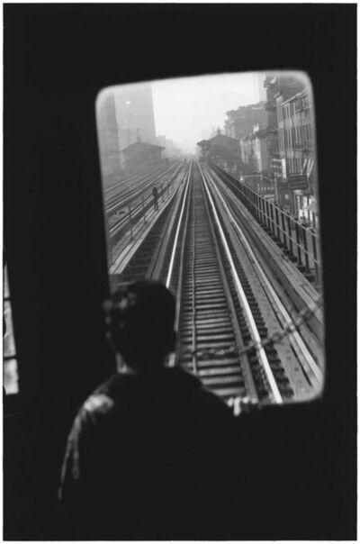 Elliott Erwitt, 'Third Avenue El, New York City', 1955