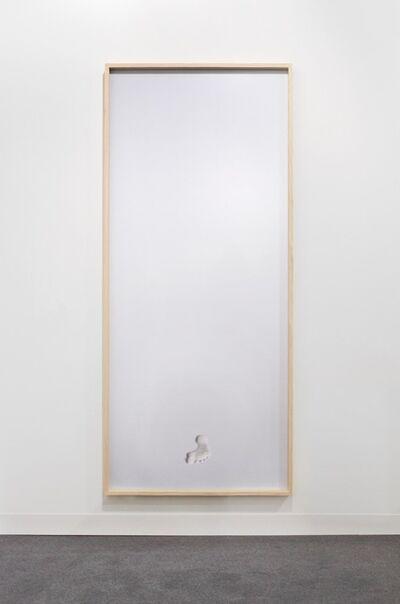 Christoph Eisenring, 'Abdruck/Spur', 2017