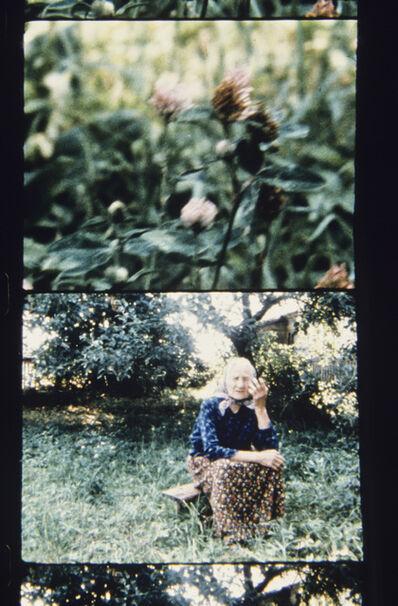 Jonas Mekas, 'My mother, Lithuania, 1971', 2013