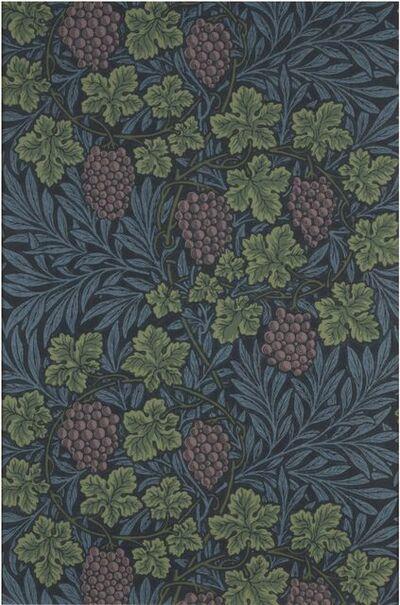 William Morris (b.1957), 'Vine Wallpaper', ca. 1873