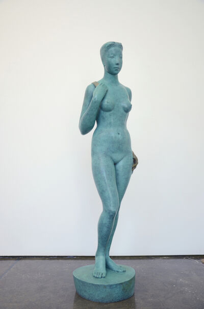 Geng Xue, 'Big Woman Statue', 2015