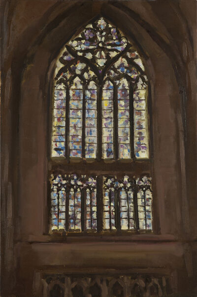 Egle Karpaviciute, 'Gerhard Richters stained glass window in the Cologne Cathedral', 2017