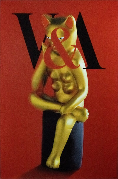 Tadanori Yokoo, 'V&A The Victoria and Albert Museum', 1998