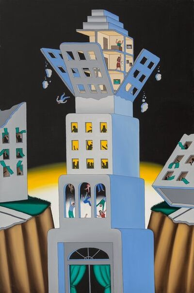 Roger Brown, 'The Big Jolt'