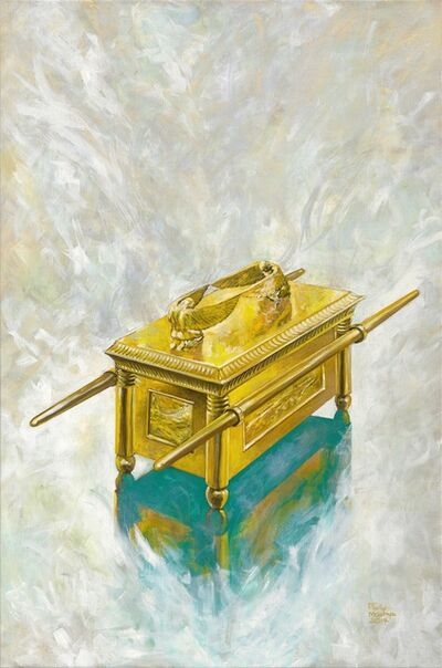 Philip Mantofa, 'THE ARK OF COVENANT 約櫃', 2017