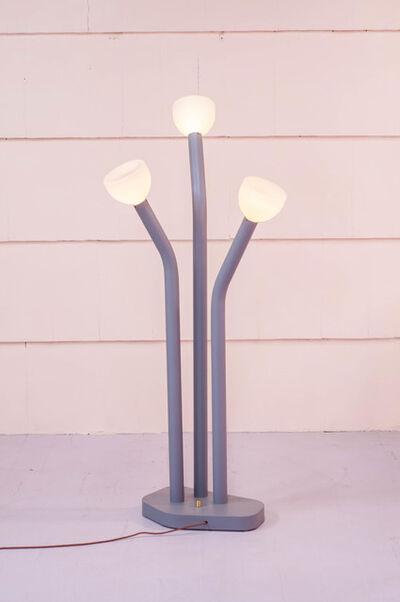 Jeff Martin, 'Cymatic Lens - Floor Lamp', 2019