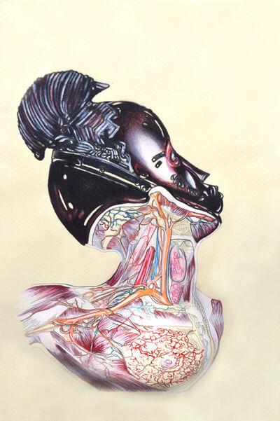 Thiemoko Claude Diarra, 'Vesalius's Dream 01', 2018
