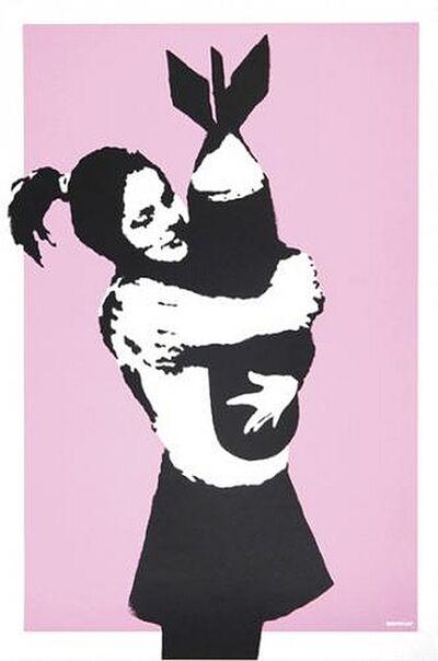 Banksy, 'Bomb Hugger', 2003