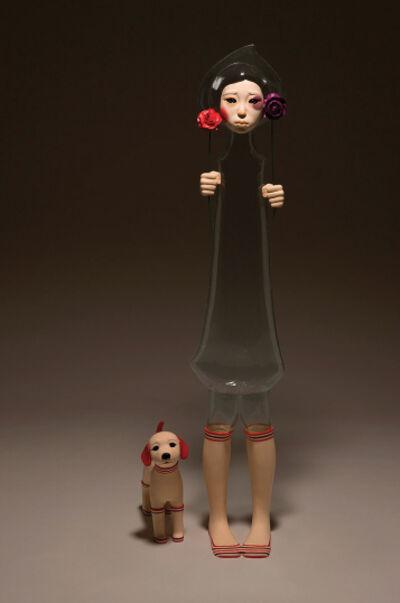 Yu Jin Young, 'I'm OK-6', 2011