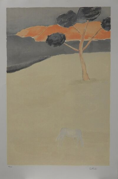 Bernard Cathelin, 'Cheval au cap toi', ca. 1983