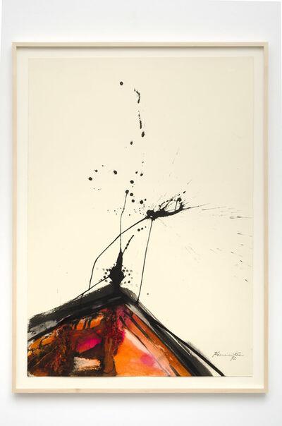 Matsumi Kanemitsu, 'Untitled', 1972
