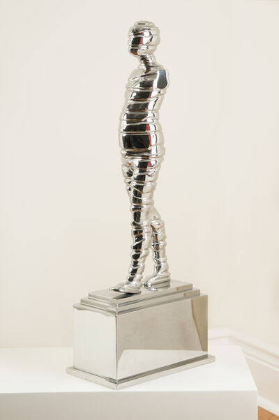 Ernest Trova, 'Wrapped Steel Man', 1970