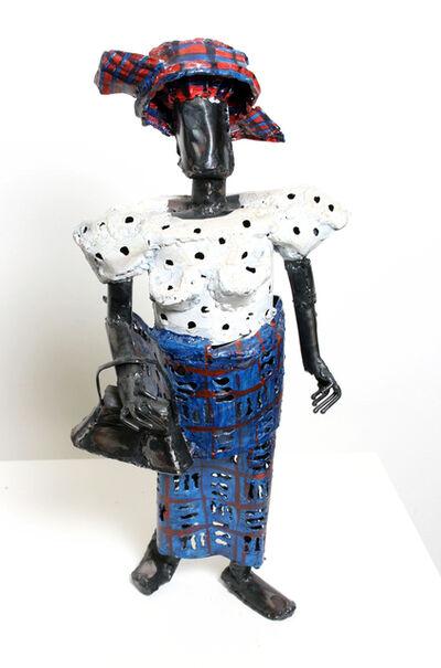 Sokari Douglas Camp, 'Kalabari Lady', 2008