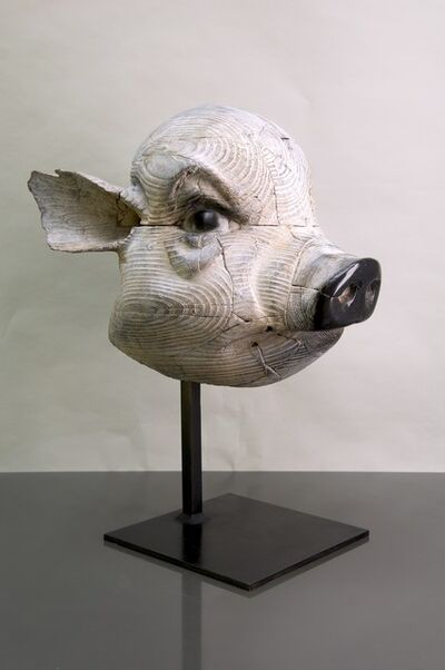 Quentin Garel, 'Mask of the Pig ', 2017