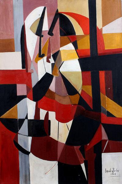 Irene Zevon, 'Untitled', 1958