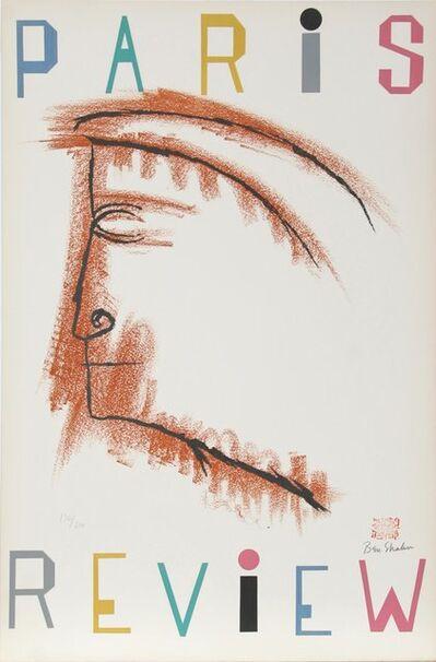 Ben Shahn, 'Paris Review', 1968