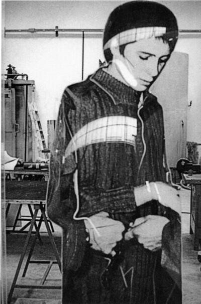 Dario Villalba, 'Marisa', 1974