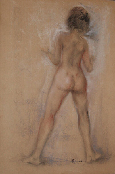 Monari, 'Nu de Bunda  |  Naked Back ', 2006