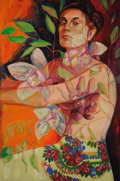 Tetiana Cherevan, 'Woman', 2016