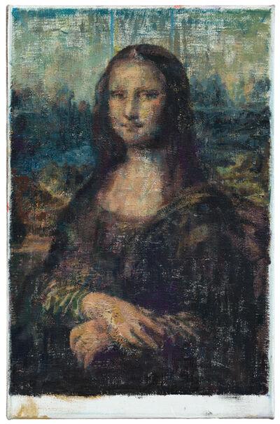Jochen Plogsties, '4_13 (Mona Lisa)', 2013