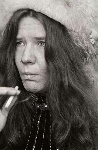 Linda McCartney, 'Janis Joplin, San Francisco', 1966