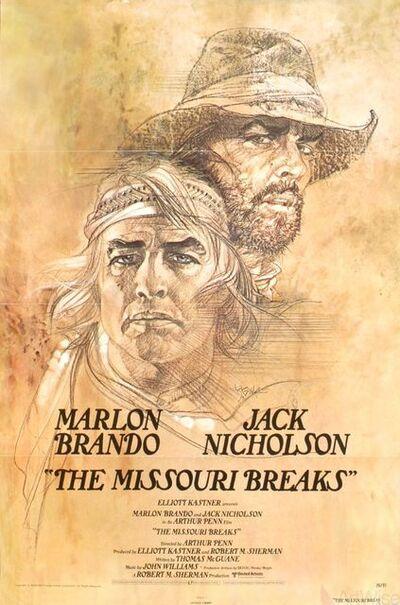 Unknown, 'The Missouri Breaks', 1976