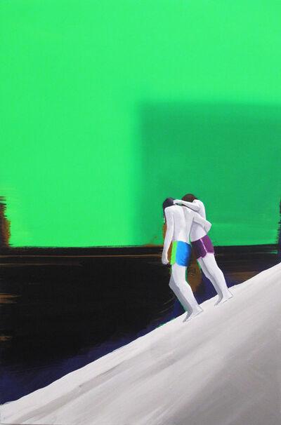 Thomas Eggerer, 'Downward (Dark Triangle)', 2010