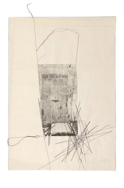 Maria Lai, 'Senza Titolo', 1978
