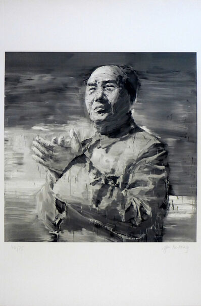 Yan Pei-Ming, 'Mao', 2012