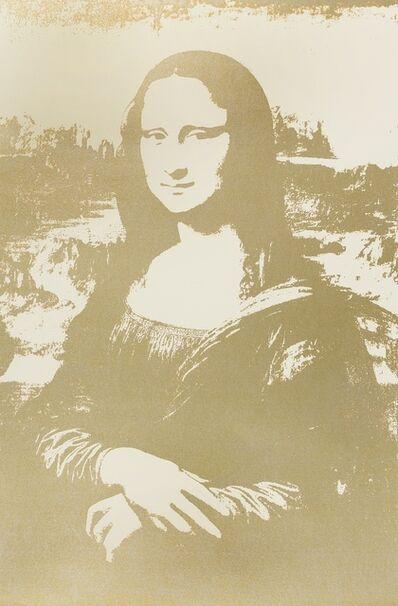 Andy Warhol, 'Mona Lisa (Gold) (Sunday B. Morning)', 2019