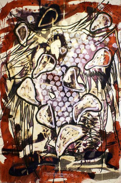 Lucio Santiago, 'Quetzalcóatl, El Origen Inerte 3', 2016