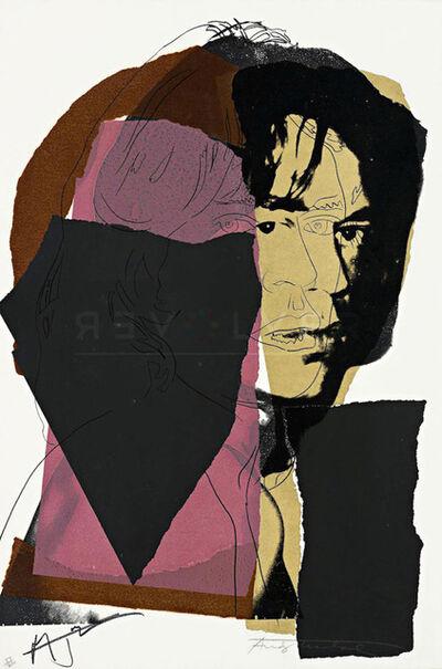 Andy Warhol, 'Mick Jagger (FS II.139)', 1975