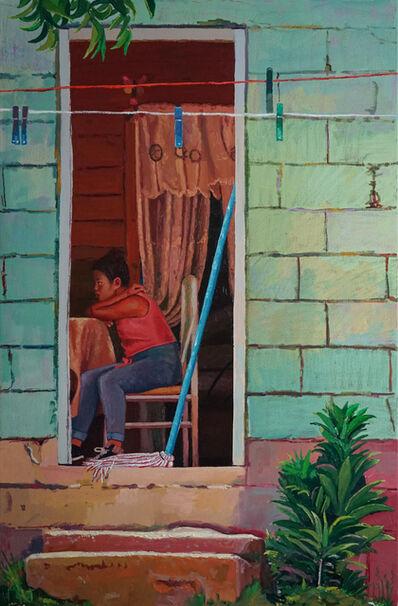 Raelis Vasquez, 'Me Siento Hoy', 2020