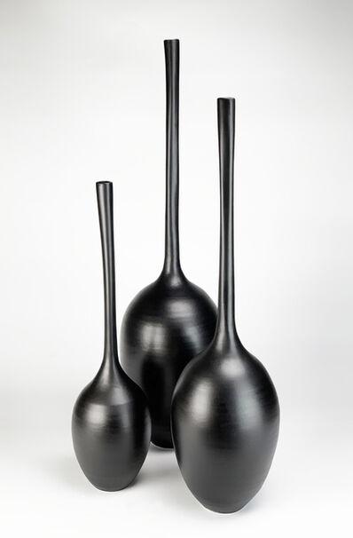 Michael Boroniec, 'Gourd Vessels: Trio', 2019