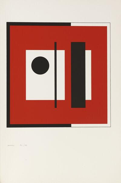 Bruno Munari, 'Macchina Inutile', 1940-1979