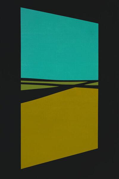 Helen Lundeberg, 'Open Door', 1964