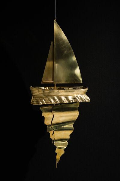Leandro Erlich, 'Sail boat', 2014